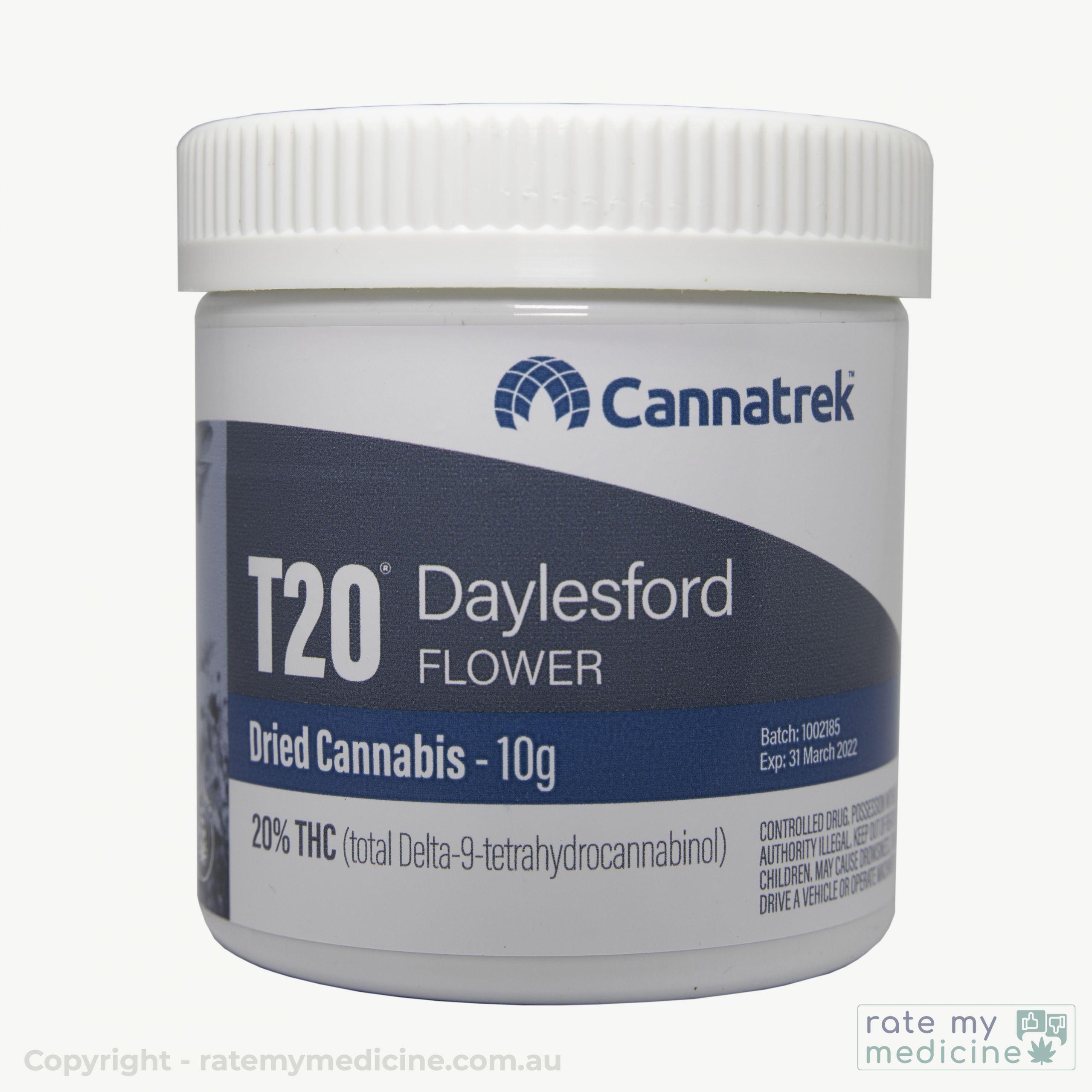 Cannatrek Daylesford Flower Front